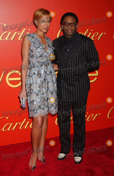 Tonya Lewis Lee Photo - Tonya Lewis Lee and director Spike Lee arrive at Cartiers Celebration of the Cartier Charity Love Bracelet held at the Cartier Mansion