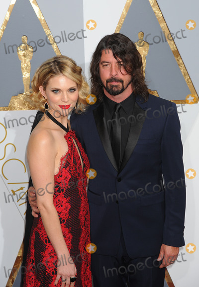 Dave Grohl Photo - February 28 2016 LAJordyn Blum and Dave Grohl arriving at the 88th Annual Academy Awards at Hollywood  Highland Center on February 28 2016 in Hollywood CaliforniaBy Line Z16ACE PicturesACE Pictures Inctel 646 769 0430
