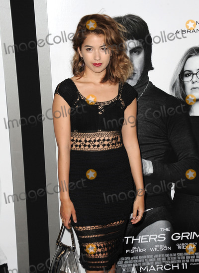 Nicole Bloom Photo - March 3 2016 LANicole Bloom arriving at the premiere The Brothers Grimsby at the Regency Village Theatre on March 3 2016 in Westwood California By Line Peter WestACE PicturesACE Pictures Inctel 646 769 0430