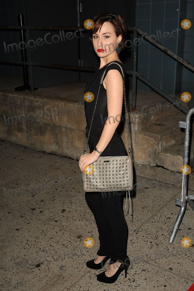 Allison Scagliotti Photo - Allison Scagliotti attends Columbia Pictures and The Cinema Societys screening of The Social Network at the School of Visual Arts Theater on September 29 2010 in New York City