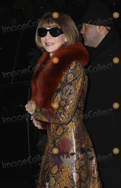 Anna Wintour Photo - February 9 2016 New York CityAnna Wintour arriving at the premiere of Zoolander 2 at the Alice Tully Hall on February 9 2016 in New York CityPlease byline Nancy RiveraACE PicturesACE Pictures Inc Tel 646 769 0430