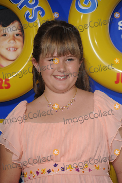 ADA-NICOLE SANGER Photo - Ada-Nicole Sanger at the premiere of Grown Ups at the Ziegfeld theatre on June 23 2010 in New York City
