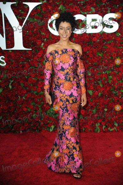 Sophie Okonedo Photo - June 12 2016  New York CitySophie Okonedo attending the 70th Annual Tony Awards at The Beacon Theatre on June 12 2016 in New York CityCredit Kristin CallahanACE PicturesTel 646 769 0430