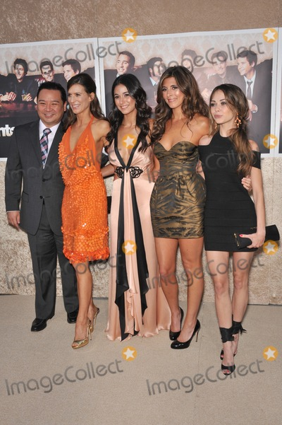 Alexis Dziena Photo - LtoR Rex Lee Perrey Reeves Emmanuelle Chriqui Jaimie Lynn Sigler  Alexis Dziena at the premiere for the sixth season of the HBO TV series Entourage at Paramount Studios HollywoodJuly 9 2009  Los Angeles CAPicture Paul Smith  Featureflash