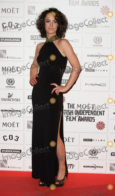 Amy Manson Photo - Amy Manson arriving for the Moet British Independant Film Awards 2011 held at Old Billingsgate Market in London 04122011 Picture by Simon Burchell  Featureflash
