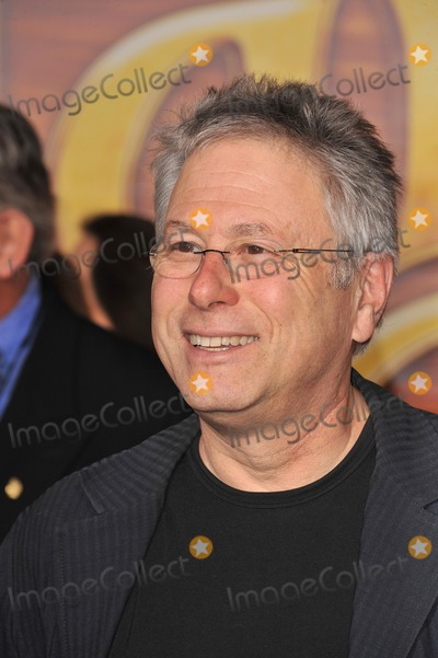 Alan Menken Photo - Composer Alan Menken at the world premiere of his new movie Tangled at the El Capitan Theatre HollywoodNovember 14 2010  Los Angeles CAPicture Paul Smith  Featureflash