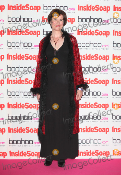 Catherine Russell Photo - Catherine Russell arriving for the 2012 Inside Soap Awards at No1 Marylebone London 24092012 Picture by Alexandra Glen  Featureflash