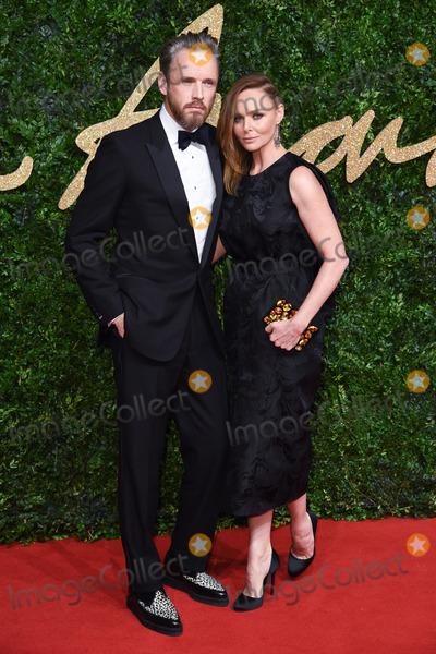 Alasdhair Willis Photo - Alasdhair Willis  Stella McCartney at the British Fashion Awards 2015 at the Coliseum Theatre LondonNovember 23 2015  London UKPicture Steve Vas  Featureflash