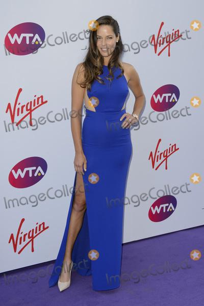 Ana Ivanovich Photo - Ana Ivanovich at WTA Pre-Wimbledon Party at Kensignton Roof Gardens LondonJune 25 2015  London UKPicture Dave Norton  Featureflash