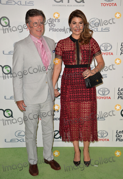 Alan Thicke Photo - Alan Thicke  wife Tanya Callau at the 25th Annual Environmental Media Awards at Warner Bros Studios Burbank CA October 24 2015  Burbank CAPicture Paul Smith  Featureflash