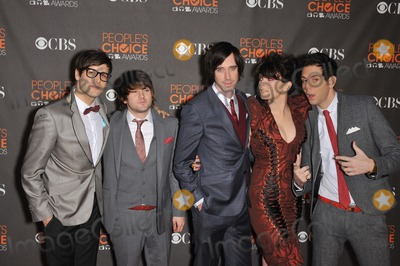 Starship Photo - Cobra Starship at the 2010 Peoples Choice Awards at the Nokia Theatre LA Live in Los AngelesJanuary 6 2010  Los Angeles CAPicture Paul Smith  Featureflash