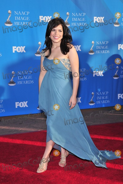 America Ferrere Photo - Ugly Betty star America Ferrere at the 39th Annual NAACP Image Awards at the Shrine AuditoriumFebruary 14 2008  Los Angeles CAPicture Paul Smith  Featureflash