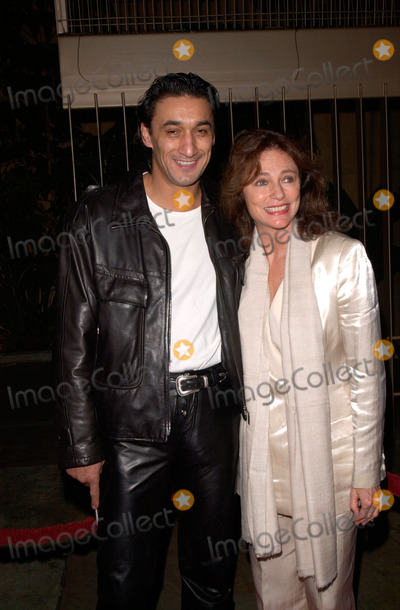 Jacqueline Bisset Photo - Actress JACQUELINE BISSET  boyfriend EMIN BOZTEPE at the Los Angeles premiere in Hollywood of Requiem For A Dream16OCT2000   Paul Smith  Featureflash