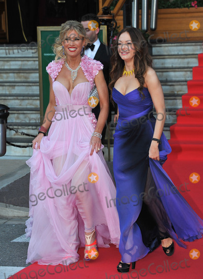 William J Clinton Photo - Hofit Golan  Rose McGowan  at the inaugural Nights in Monaco Gala to benefit the Prince Albert II of Monaco Foundation and the William J Clinton Foundation at the Hotel de Paris Monte CarloMay 23 2012  Monaco FrancePicture Paul Smith  Featureflash