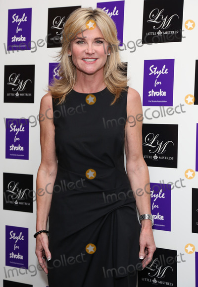 Anthea Turner Photo - Anthea Turner arriving for the Style for Stroke Party 5 Cavendish Square London 02102012 Picture by Henry Harris   Featureflash