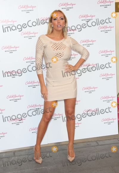 Aisleyne Horgan-Wallace Photo - Aisleyne Horgan-Wallace at Celebboutique store launch party held at Westfield Stratford London 25072013 Picture by Henry Harris  Featureflash