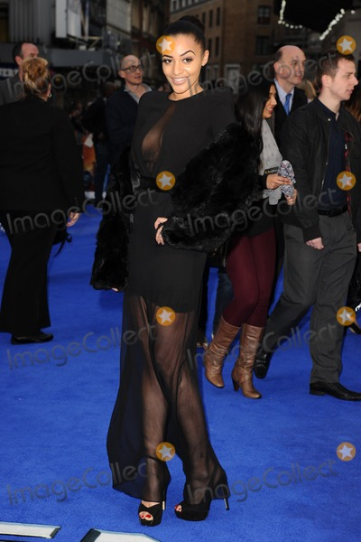 Amal Fashanu Photo - Amal Fashanu arriving for the X-Men Days of Future Past UK premiere at the Odeon Leicester Square London 12052014 Picture by Steve Vas  Featureflash