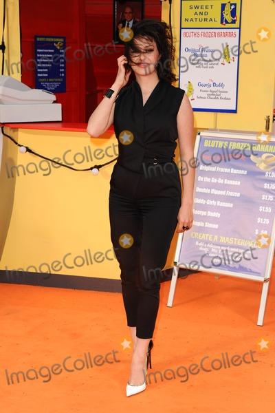 Alia Hawkat Photo - Alia Hawkat arriving for the Arrested Development Season Four  premiere at the Vue Leicester Square London 09052013 Picture by Steve Vas  Featureflash
