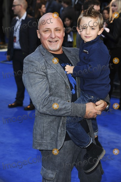 Aldo Zilli Photo - Aldo Zilli arrives for the Tintin premiere at the Odeon West End London 23102011 Picture by Steve Vas  Featureflash