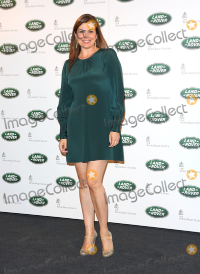 Amanda Lamb Photo - Amanda Lamb arriving for the all new Range Rover unveiling London 06092012 Picture by Henry Harris  Featureflash