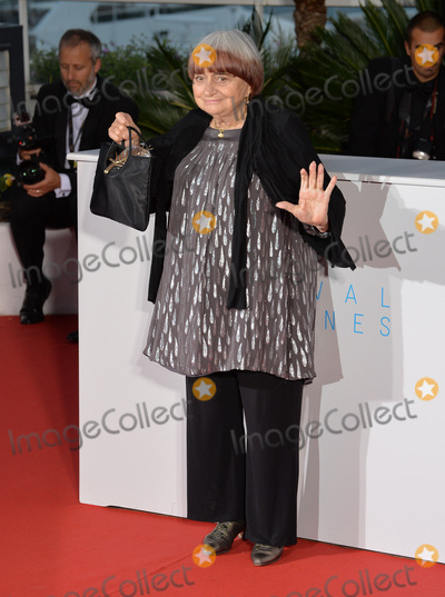 Agnes Varda Photo - Agnes Varda - winner of the honorary Palme dOr - at the winners photocall at the 68th Festival de CannesMay 24 2015  Cannes FrancePicture Paul Smith  Featureflash
