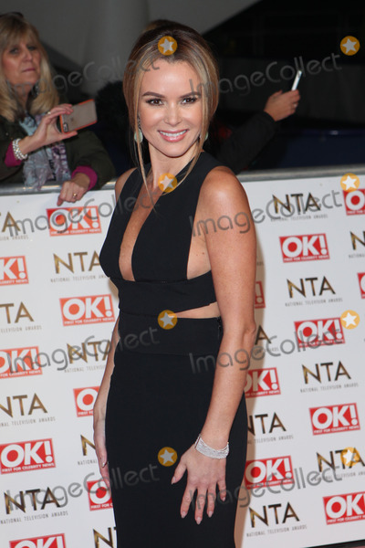 Amanda Holden Photo - Amanda Holden arriving for the 2015 National Television Awards (NTAs) at the O2 London 21012015 Picture by Alexandra Glen  Featureflash