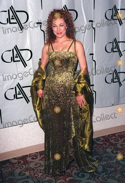 Alex Kingston Photo - 20APR98  ER star ALEX KINGSTON at the 9th Annual GLAAD (Gay  Lesbian Alliance Against Defamation) Awards in Beverly Hills