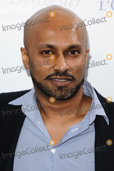 Akram Khan Photo - Akram Khan in the press room for the South Bank Sky Arts Awards 2013 at the Dorchester Hotel London 12032013 Picture by Alexandra Glen  Featureflash