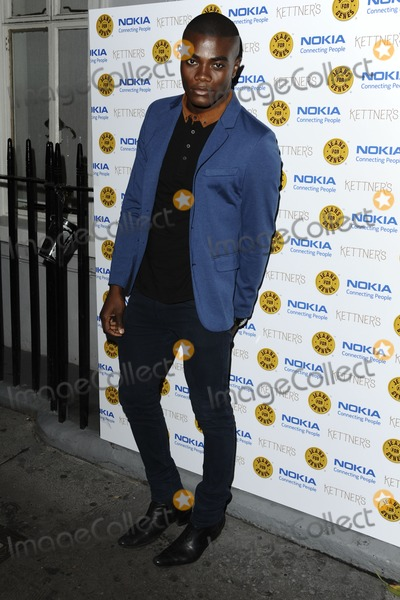 Anthony Kaye Photo - Anthony BB Kaye arriving for the Jeans For Genes Launch Party at Kettners London 06092011  Picture by Steve Vas  Featureflash