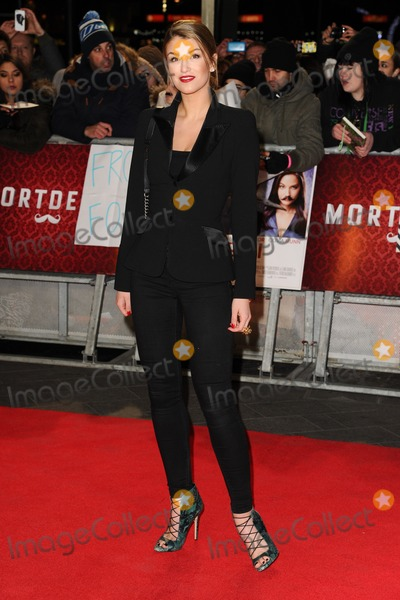 Amy Willerton Photo - Amy Willerton arrives for the Mortdecai premiere at the Empire Leicester Square London 19012015 Picture by Steve Vas  Featureflash