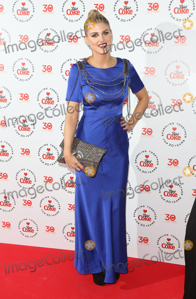 Ashley James Photo - Ashley James at the Diet Coke 30th anniversary party held at Sketch London 30012013 Picture by Henry Harris  Featureflash
