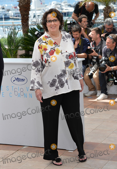 Phyllis Smith Photo - Phyllis Smith at the photocall for her movie Inside Out at the 68th Festival de CannesMay 18 2015  Cannes FrancePicture Paul Smith  Featureflash