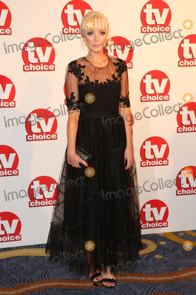 Helen George Photo - Helen George at the TV Choice Awards 2014 held at the Park Lane Hilton London 08092014 Picture by James Smith  Featureflash