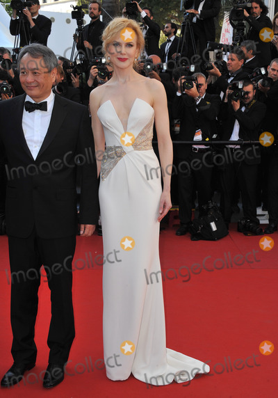 Cannes Jury Photo - Cannes Jury members Nicole Kidman  Ang Lee at the closing awards gala of the 66th Festival de CannesMay 26 2013  Cannes FrancePicture Paul Smith  Featureflash