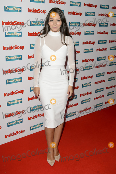 Nadine Mulkerrin Photo - Nadine Mulkerrin at the Inside Soap Awards 2015 at DSTRKT in PiccadillyOctober 5 2015  London UKPicture Dave Norton  Featureflash