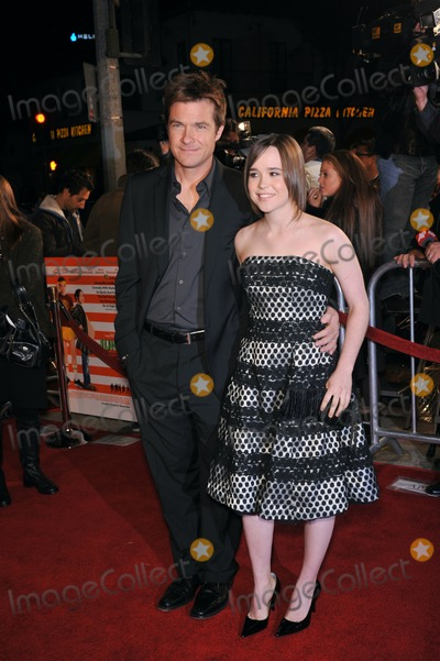Ellen Page Photo - Jason Bateman  Ellen Page at the Los Angeles premiere of their new movie Juno at Mann Village Theatre WestwoodDecember 3 2007  Los Angeles CAPicture Paul Smith  Featureflash