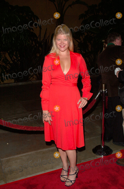 Sarah Ann Morris Photo - Actress SARAH ANN MORRIS at the Los Angeles premiere of The Way of The Gun