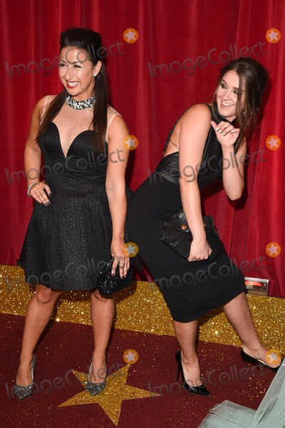 Hayley Tammadon Photo - Hayley Tammadon and Brooke Vincent arriving for the British Soap Awards the Palace Hotel Manchester 16052015 Picture by Steve Vas  Featureflash