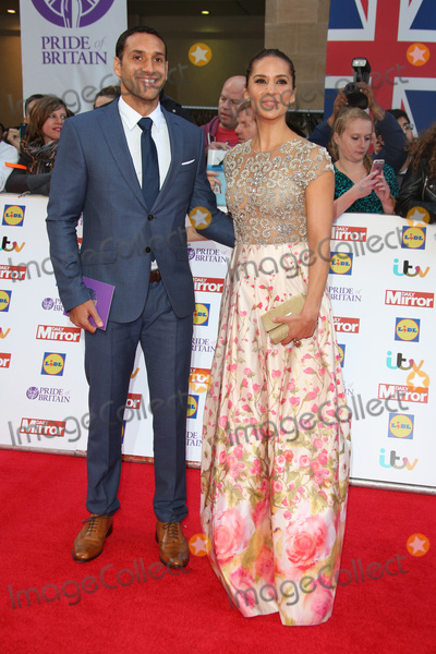 Amanda Byram Photo - Amanda Byram  Julian Okines at the 2015 Pride of Britain Awards at the Grosvenor House HotelSeptember 28 2015  London UKPicture James Smith  Featureflash