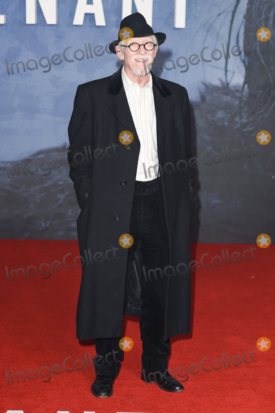 Hurts Photo - John Hurt at the UK premiere of The Revenant at the Empire Leicester Square London January 14 2016  London UKPicture Steve Vas  Featureflash