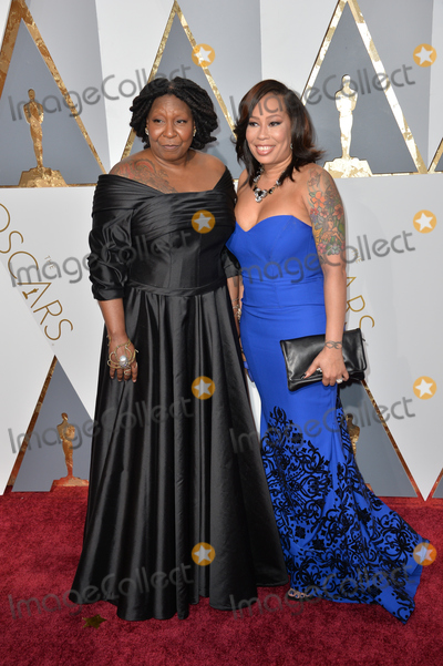 Alex Martin Photo - Actress Whoopi Goldberg  daughter Alex Martin at the 88th Academy Awards at the Dolby Theatre HollywoodFebruary 28 2016  Los Angeles CAPicture Paul Smith  Featureflash