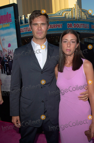 Anthony Perkins Photo - Actor OZ PERKINS son of Anthony Perkins  wife SYDNEY at the world premiere in Los Angeles of his new movie Legally Blonde26JUN2001  Paul SmithFeatureflash