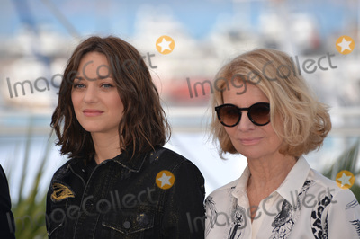 Nicole Garcia Photo - Actress Marion Cotillard  director Nicole Garcia at the photocall for From the Land of the Moon (Mal de Pierres) at the 69th Festival de CannesMay 15 2016  Cannes FrancePicture Paul Smith  Featureflash