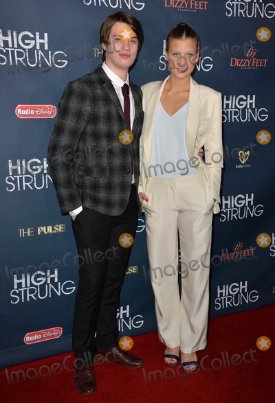 Nicholas Galitzine Photo - Actors Keenan Kampa  Nicholas Galitzine at the premiere for High Strung at the TCL Chinese 6 Theatres HollywoodMarch 29 2016  Los Angeles CAPicture Paul Smith  Featureflash