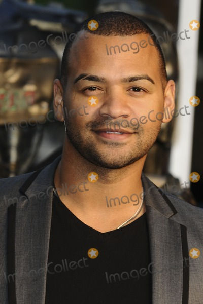 Michael Underwood Photo - Michael Underwood arrives for the Real Steel premiere at the Empire Leicester Square London 14092011  Picture by Steve Vas  Featureflash