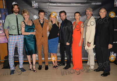 Robert Forester Photo - Brett Jacobsen  Joanna Cassidy  John Hawkes  Vail Bloom Rider Strong Natalie Zea Jeff Fahey  Robert Forester at the premiere of Too Late part of the LA Film Festival at the Bing Theatre at LACMAJune 11 2015  Los Angeles CAPicture Paul Smith  Featureflash