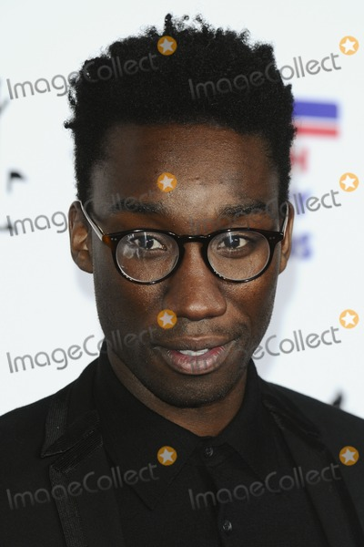 Nathan Stewart-Jarrett Photo - Nathan Stewart-Jarrett arriving for the British Comedy Awards 2011 at Fountains Studios Wembley London 19122011 Picture by Steve Vas  Featureflash