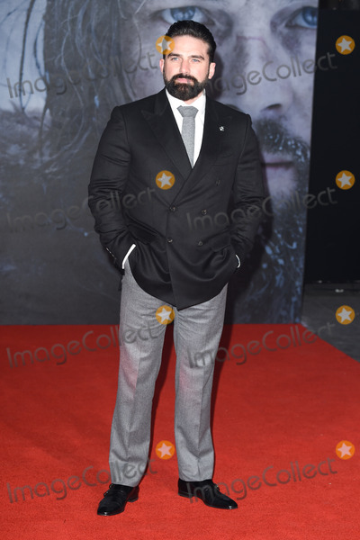 Ant Middleton Photo - Ant Middleton at the UK premiere of The Revenant at the Empire Leicester Square London January 14 2016  London UKPicture Steve Vas  Featureflash