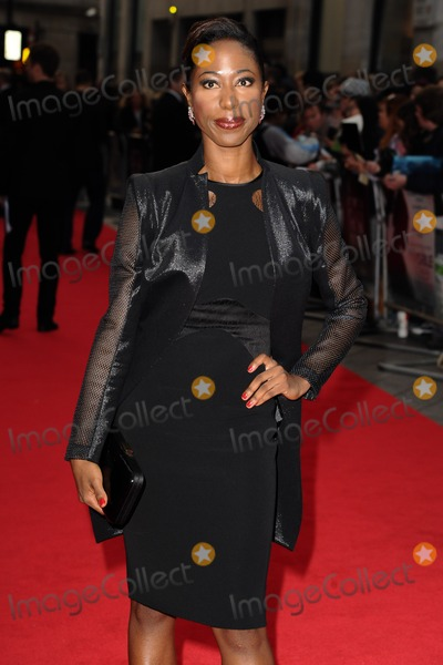 Nikki Amuka-Bird Photo - Nikki Amuka-Bird arriving for the premiere of The Invisible Woman as part of the bfi London Film Festival 2013 at the Odeon West End London17102013 Picture by Steve Vas  Featureflash