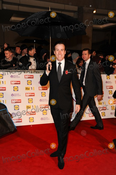 Anton Du Beke Photo - Anton Du Beke arriving for the 2012 Pride of Britain Awards at the Grosvenor House Hotel London 29102012 Picture by Steve Vas  Featureflash
